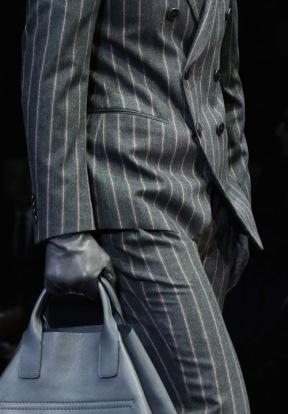 アルマーニ フランネルスーツ